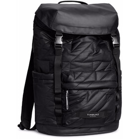 Timbuk2 Launch Zaino, jet black quilted